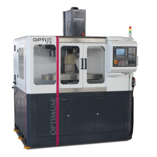 OPTImill F 4 CNC-Fräsmaschine Optimum  Art.-Nr. 3500430