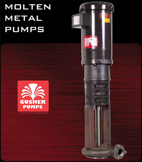 Molten metal pumps