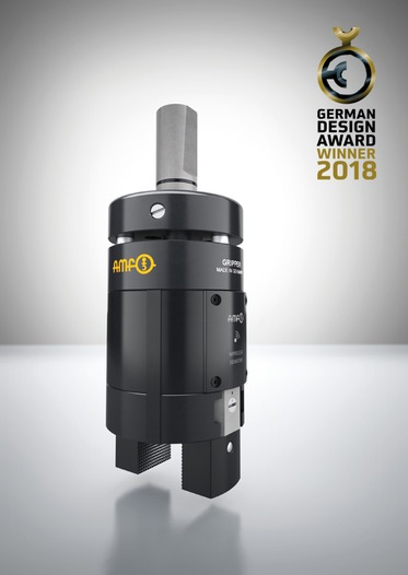 AMF-gripper is Winner 2018.