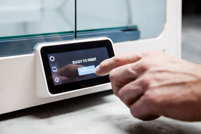 Touch Display des Ultimaker S5